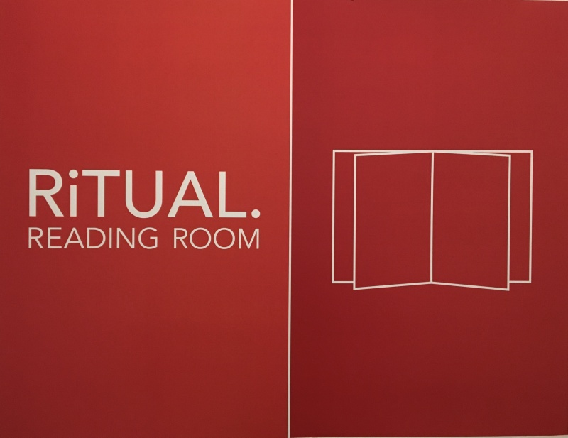 Third Biennial : RiTUAL Reading Room