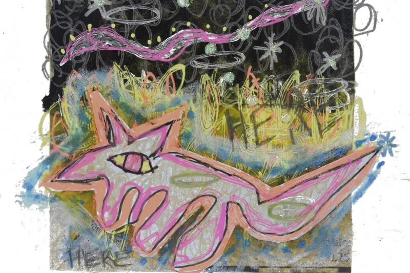Kit Fox by Damini Celebre