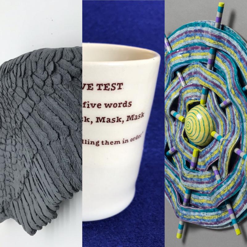 ARTSPACE1241, ARTWORK LEFT TO RIGHT Pam Lethbridge / Brooke Hine / Anne Koszalka