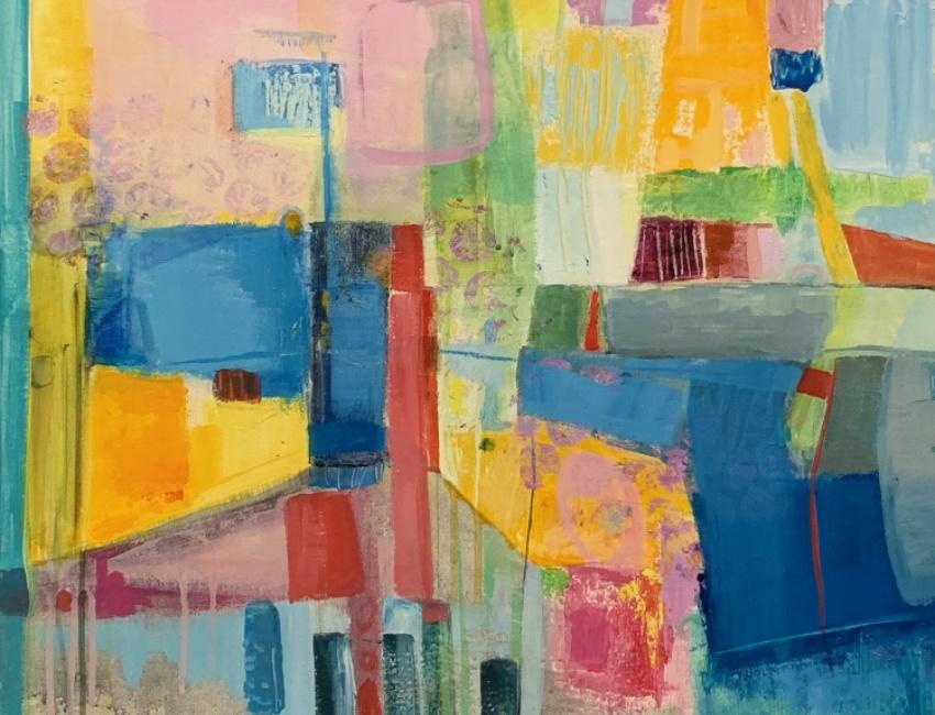 Sally K. Eisenberg:  Visualization of Hope
